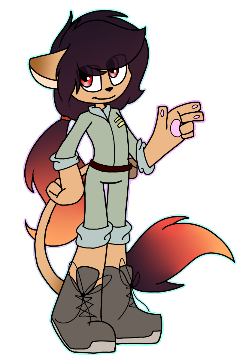 Finley by SpaazleDazzle