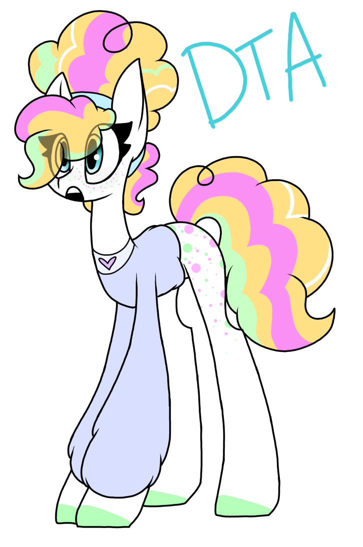 Closed MLP DTA! by SpaazleDazzle