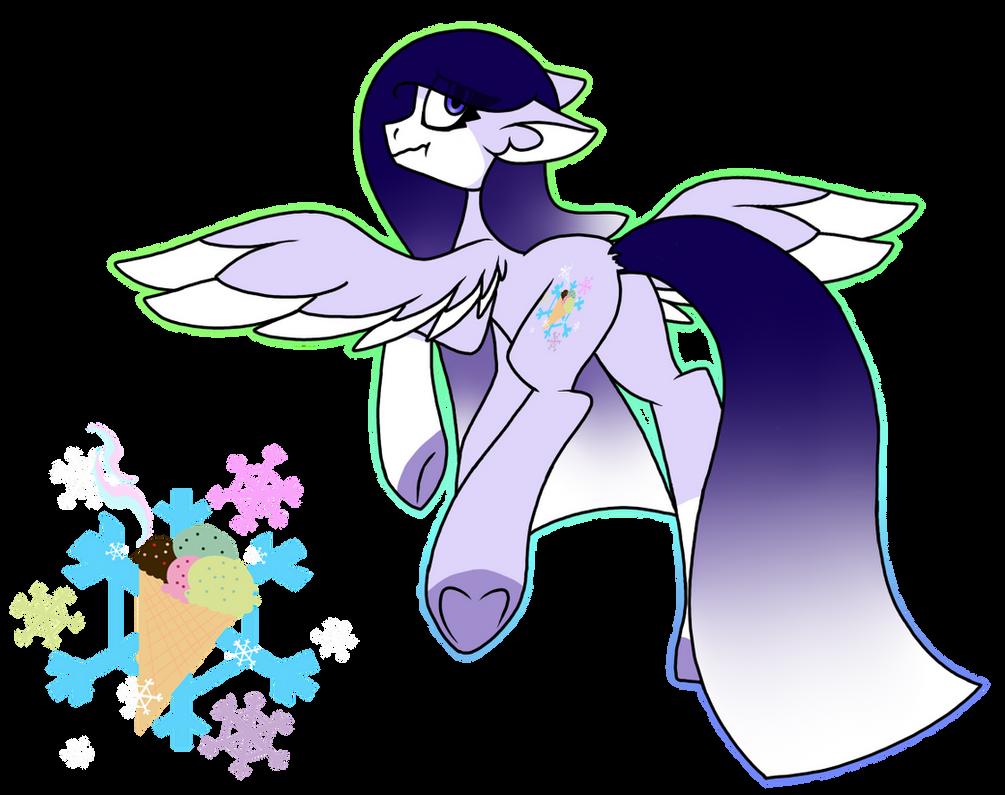 Lavender Swirl by SpaazleDazzle