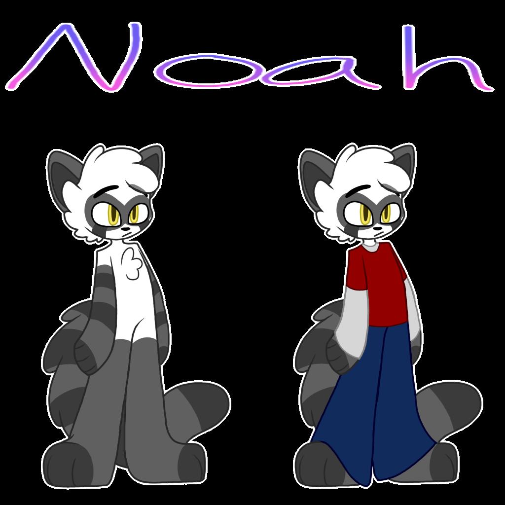 Noah by SpaazleDazzle