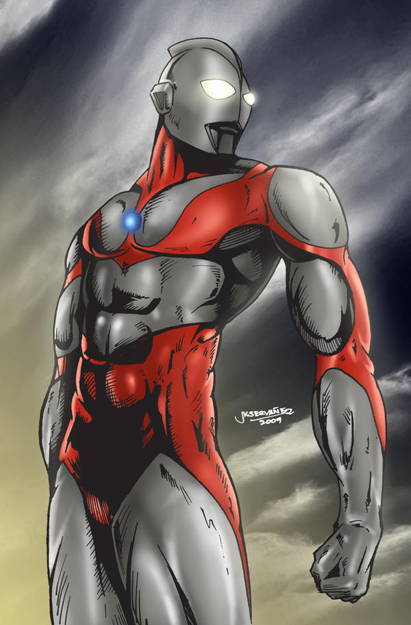 Ultraman by separino
