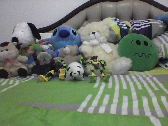 My Plush toys, and lego by vety122