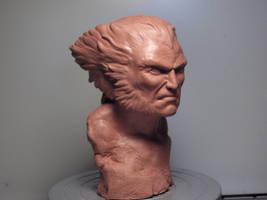 Wolverine Classic Bust by Larsanders77
