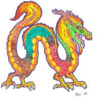 just a dragon.. by dragonbex