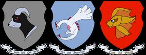 Crest of Armor with Pokemon