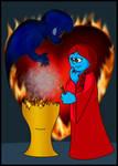 Melisandre Smurf