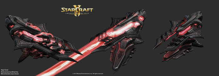 Starcraft2: Slayn Turret