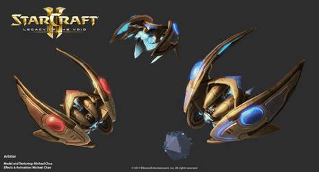 Starcraft2: Arbiter