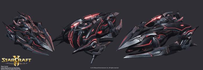 Starcraft2: Slayn Carrier