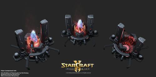 Starcraft2: Mobius Lab Pylon Containment Unit