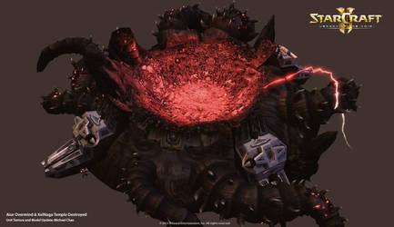 Starcraft2: Overmind Deadbody