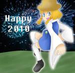 Already a Happy 2010