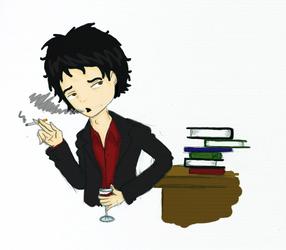 Black Books by Loser-Kid05