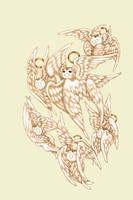 Song of seraphim by YuukiMokuya