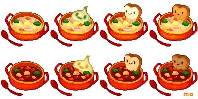 Stew set by YuukiMokuya