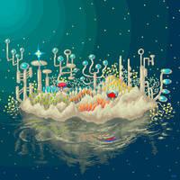 Micro cosmos by YuukiMokuya
