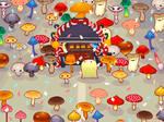 Mushroom festival by YuukiMokuya