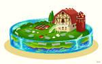 Petri dish ranch by YuukiMokuya