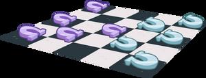 CMC's Checker Board