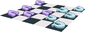 CMC's Checker Board