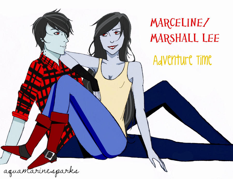 Marceline Marshall Lee By Aquamarinesparks