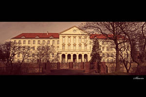 The court building by Slawin