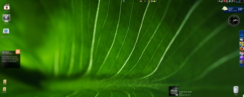Ubuntu 7.04 by dgirlsdemlover
