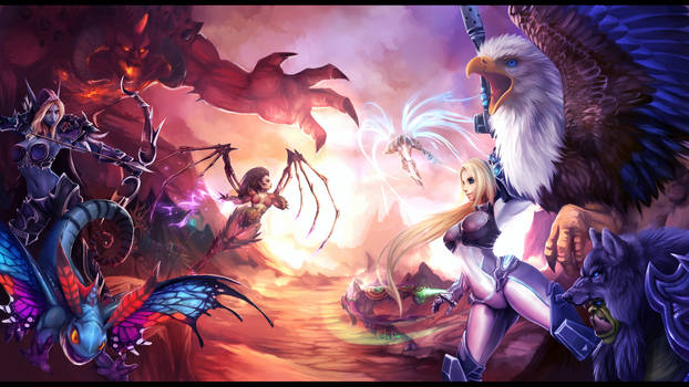 .: Heroes Of The Storm :.