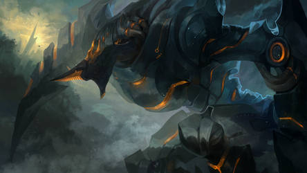 .: Bold Rhino :. by JuliaTheDragonCat