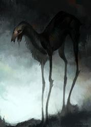 .: Nightmare :. by JuliaTheDragonCat