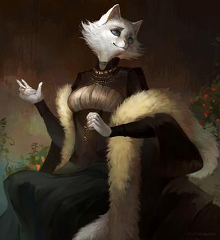 .: Duchess :. by JuliaTheDragonCat