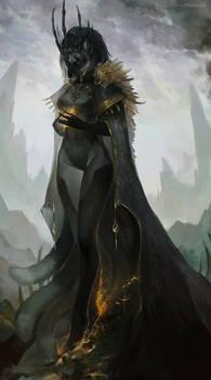 .: Dark Queen :.