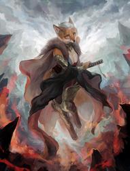 .: Fox Warrior :.