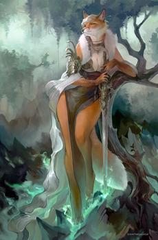 .: Lady Fox :.