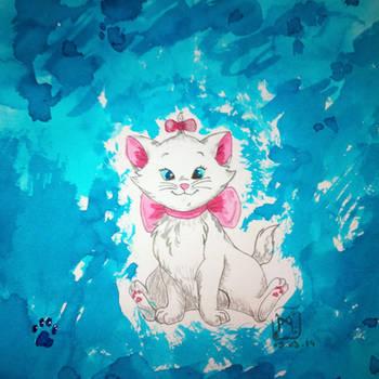 Pretty Kitty by Magydisney