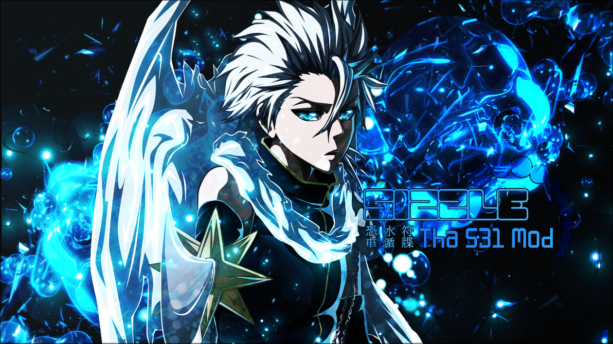 Hitsugaya Wallpaper Gift For A Friend By Mabakun