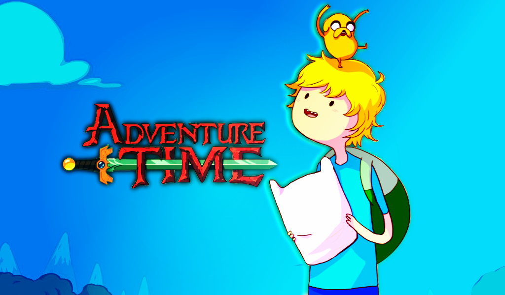 Adventure time wallpaper by mabakun on deviantart adventure time wallpaper by mabakun thecheapjerseys Choice Image