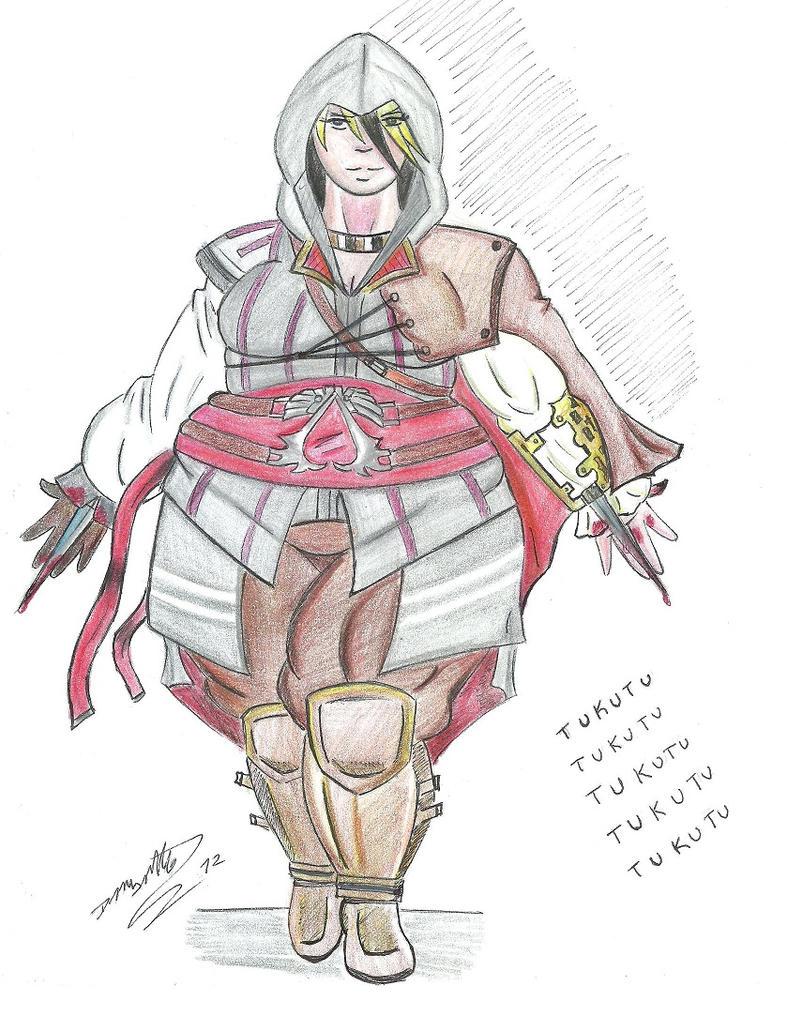FAnart: Ezio auditore da firenze by DANYANTTO
