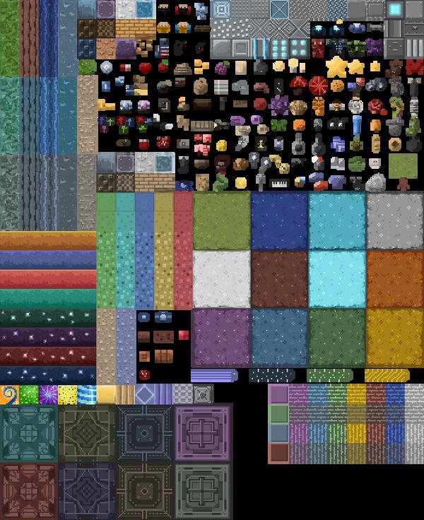 Pixel Textures By Kristyglas On DeviantArt