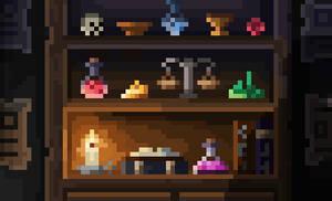 Alchemist's Cabinet