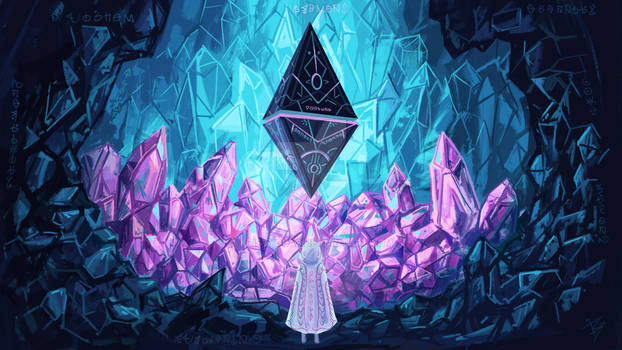 The Path of the Monolith- Crystal Cave