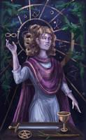 Magician- Tarot Card
