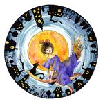 Kiki's Moonlight Delivery - Collaboration