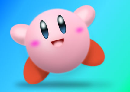 My Kirby by egyninja