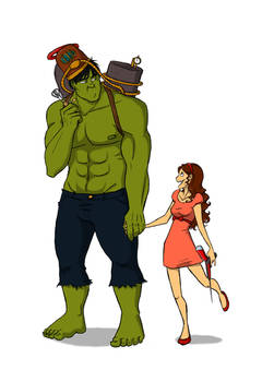 Hulk not want lame crossover