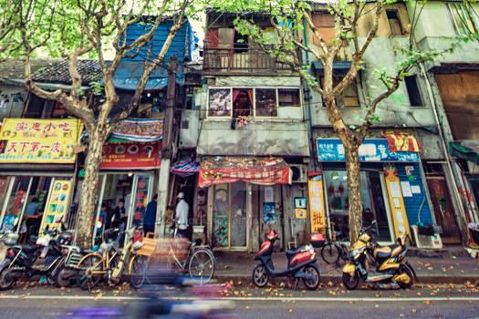 Shanghai Tilt-Shift 1