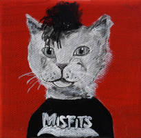 City cats-Punk by SiminaArt
