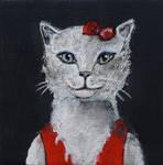 City cats - Lady