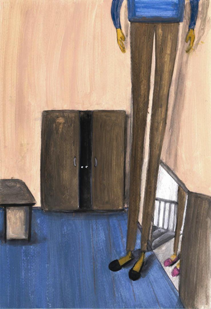 My room by SiminaArt
