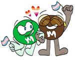 hello M+M's fandom